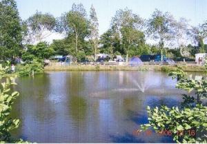 La Gerfleur » Agréable Camping Bordé Par La Petite Rivière à Qui, Il Doit  Son Nom, Se Situe Au Cœur De La Station Balnéaire De Barneville Carteret.